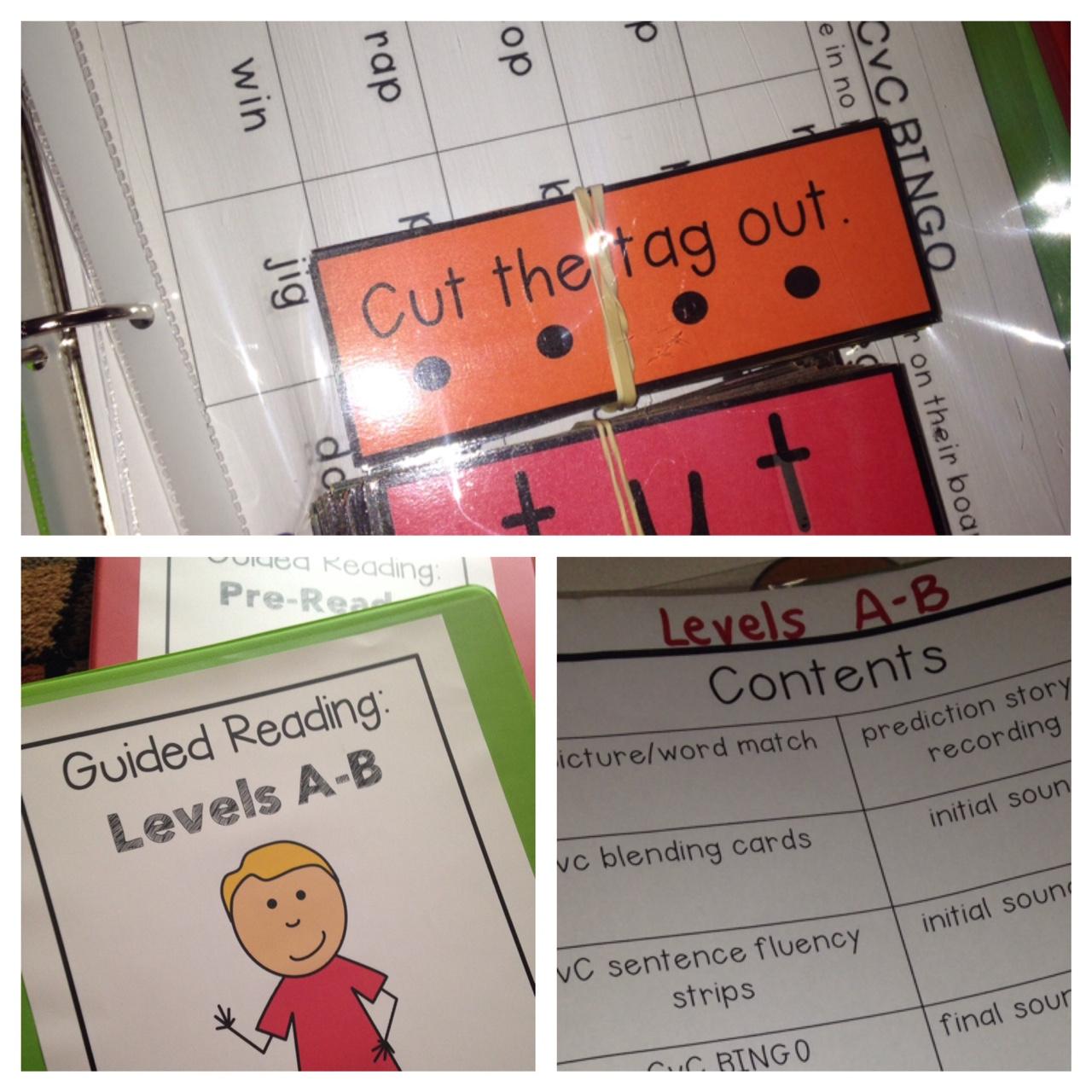 Mrs Wheeler S First Grade Tidbits Guided Reading