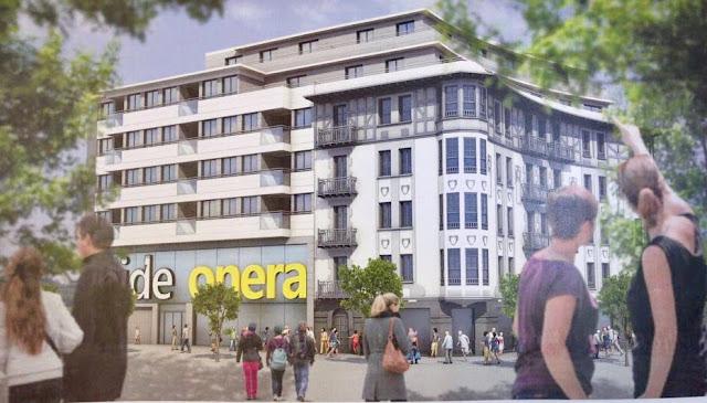 proyecto de viviendas en Bide Onera