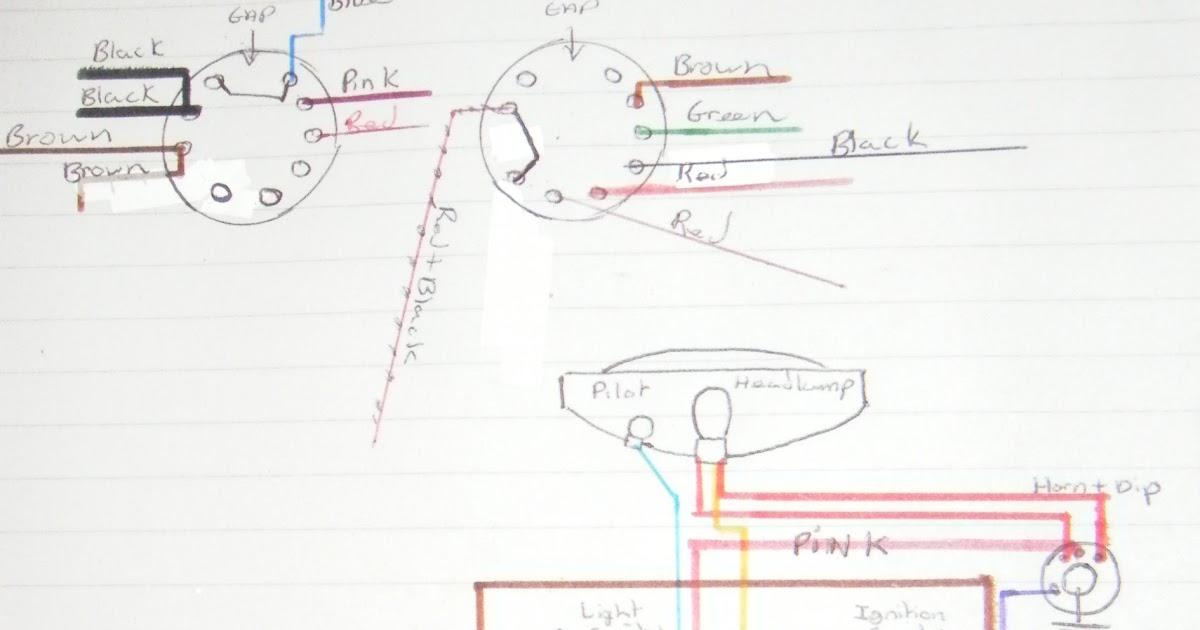 my bsa bantam d7 wiring diagram. Black Bedroom Furniture Sets. Home Design Ideas