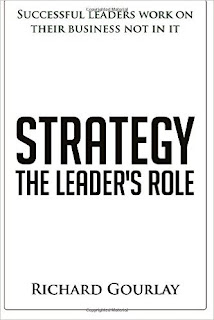 "Click here to buy Strategy"": The Leader's Role by Richard Gourlay"