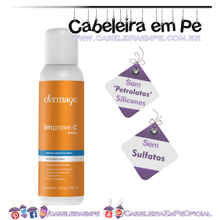 Improve C Acqua - Dermage (Sem Sulfatos, Sem Petrolatos e Sem Silicones)
