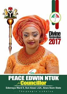 Peace Ntuk