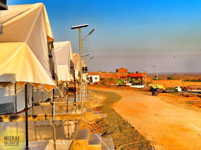 Luxury Camping in South India, Andhra Pradesh