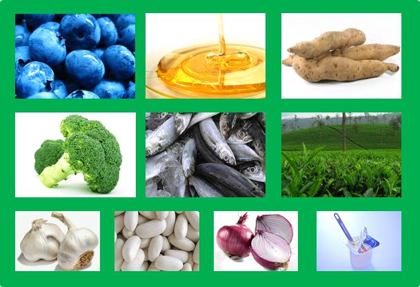 Que riesgo sanguíneos alimentos coágulos reducen de el