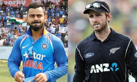 India vs New Zealand 2019: Full Schedule, dates, Match Timings, live coverage.