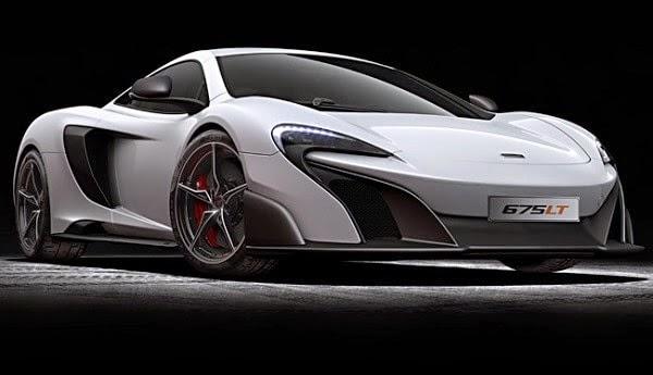 McLaren vendió todas las unidades del 675 LT (vídeo)