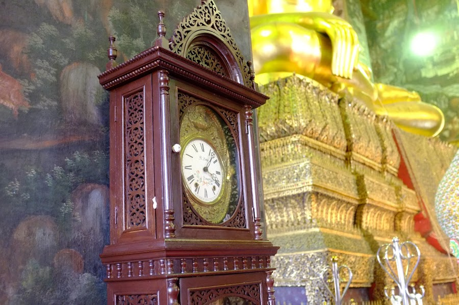 Bangkok, Wat Suthat