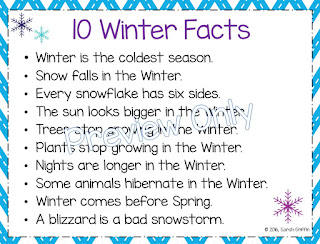 https://www.teacherspayteachers.com/Product/Building-Sentences-Winter-Facts-Reading-and-Writnig-Center-2907050