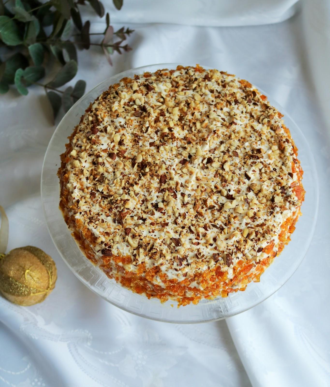 pyszny tort na święta urodziny