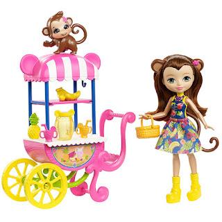 la poupée merit enchantimals