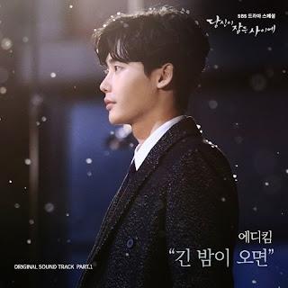 Download Lagu Mp3, MV, [Single] Eddy Kim – While You Were Sleeping OST Part.1