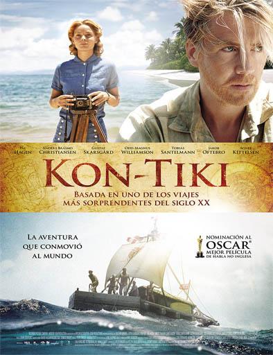 Ver Kon-Tiki: Un viaje fantástico (2012) Online