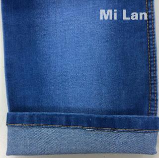 Vải jean thun nữ W77