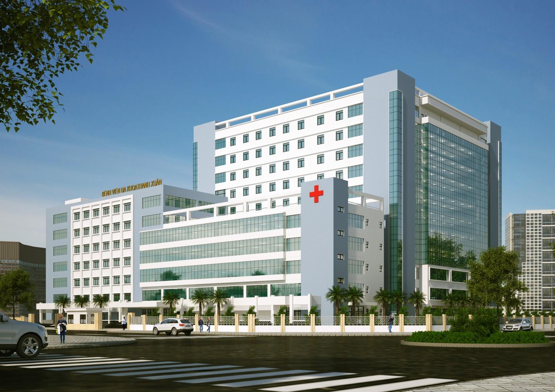 Bệnh viện dự án Kim Long Ocean Đà Nẵng
