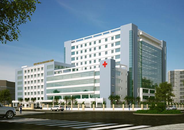 Bệnh viện đa khoa Thanh Xuân Hà Nội