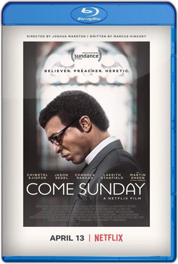 Come Sunday (2018) HD 1080p y 720p Latino