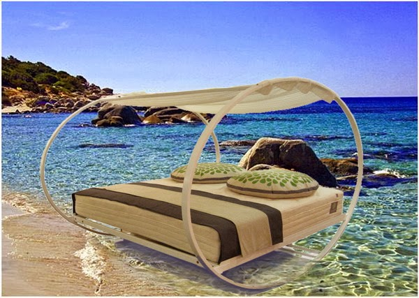 The Interesting Items Mood Rocking Bed