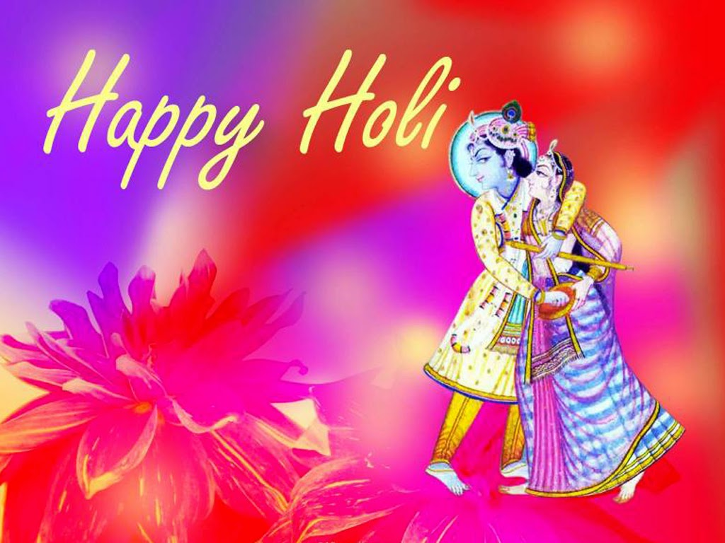 Radha Krishna Holi 2017 Wishes HD Wallpaper, Images - UK Based High Definition Wallpapers - HD ...