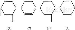 Senyawa yang mungkin mempunyai isomer cis-trans