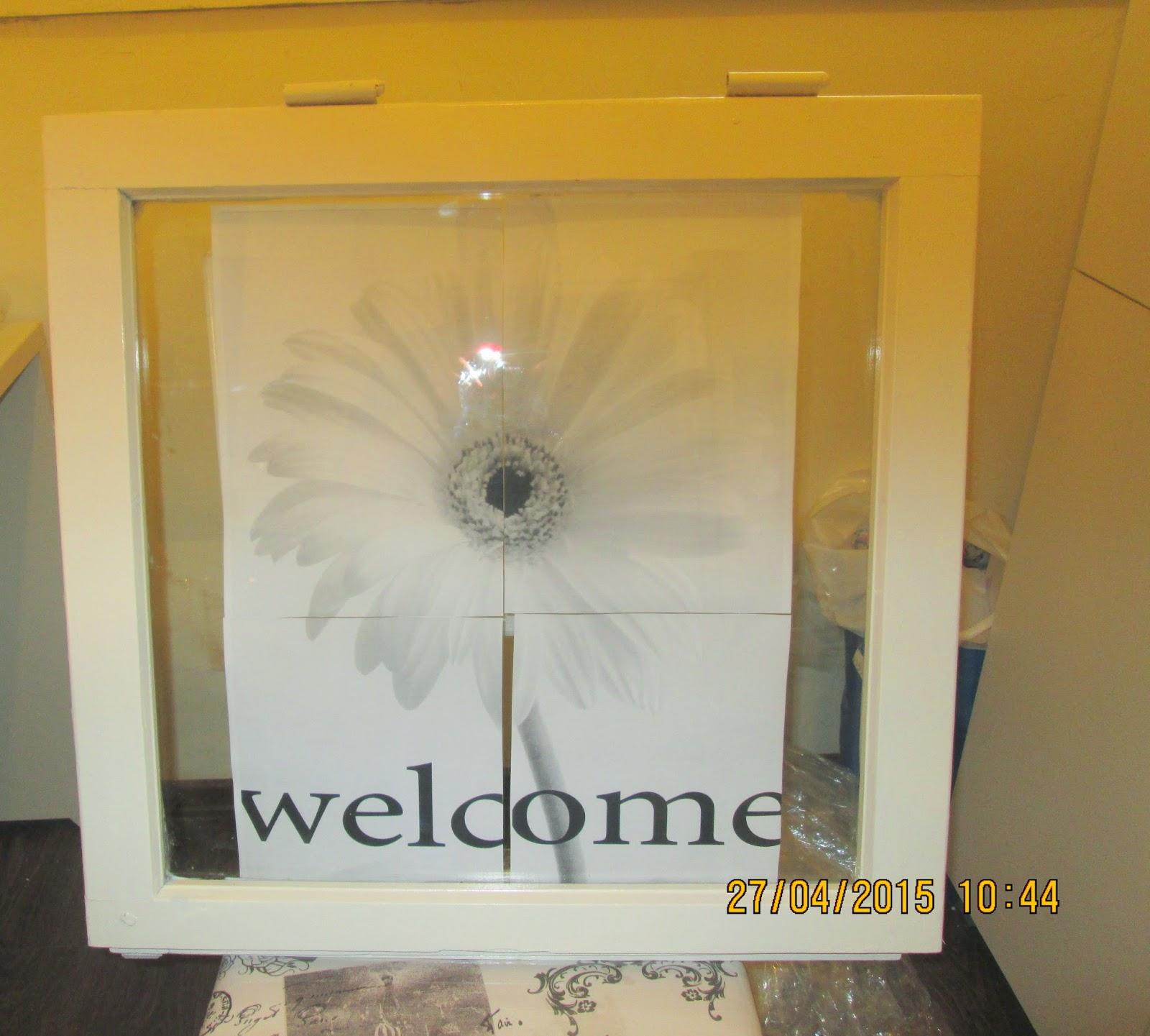 IMG 0004 - מה עושים עם חלון ישן?