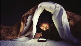 The Danger Of Using Smartphones Before Night Rest price in nigeria