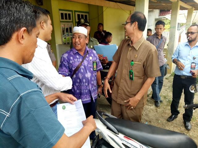 Perikatan di Bungo Tapi yang Eksekusi Justru PN Tebo