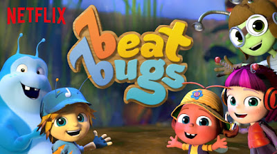 "Netflix Unveils Beatles-Inspired Series ""Beat Bugs"""