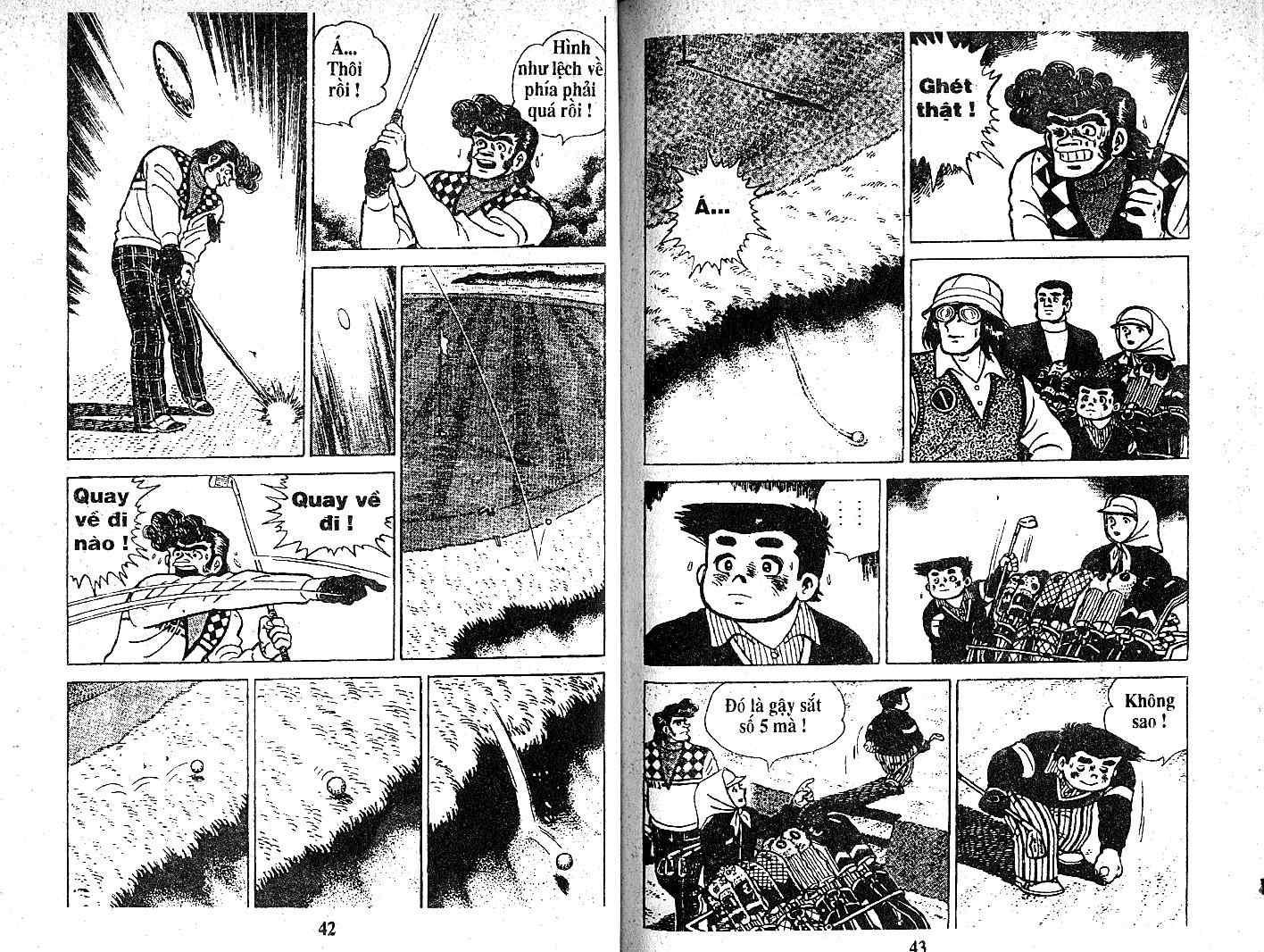 Ashita Tenki ni Naare chapter 24 trang 19