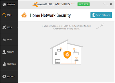 Download Avast! Free Antivirus for Windows