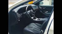 Mercedes S450L 2019 đã qua sử dụng nội thất màu Đen