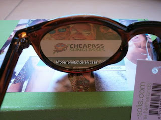 Gafas de sol Cheapass Sunglasses Bilbao