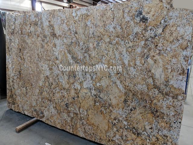 Solarius Natural Stone Granite Slab NYC