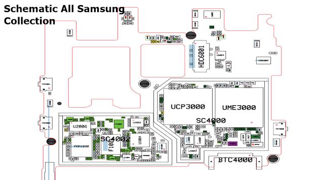 Kumpulan Schematic Andorid Samsung  Update 2019  A-Z