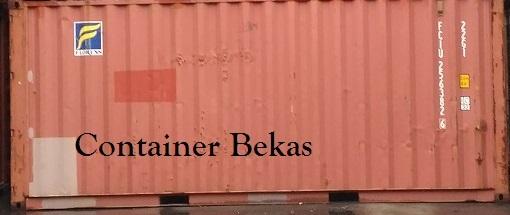 Harga Container Bekas Di Jakarta