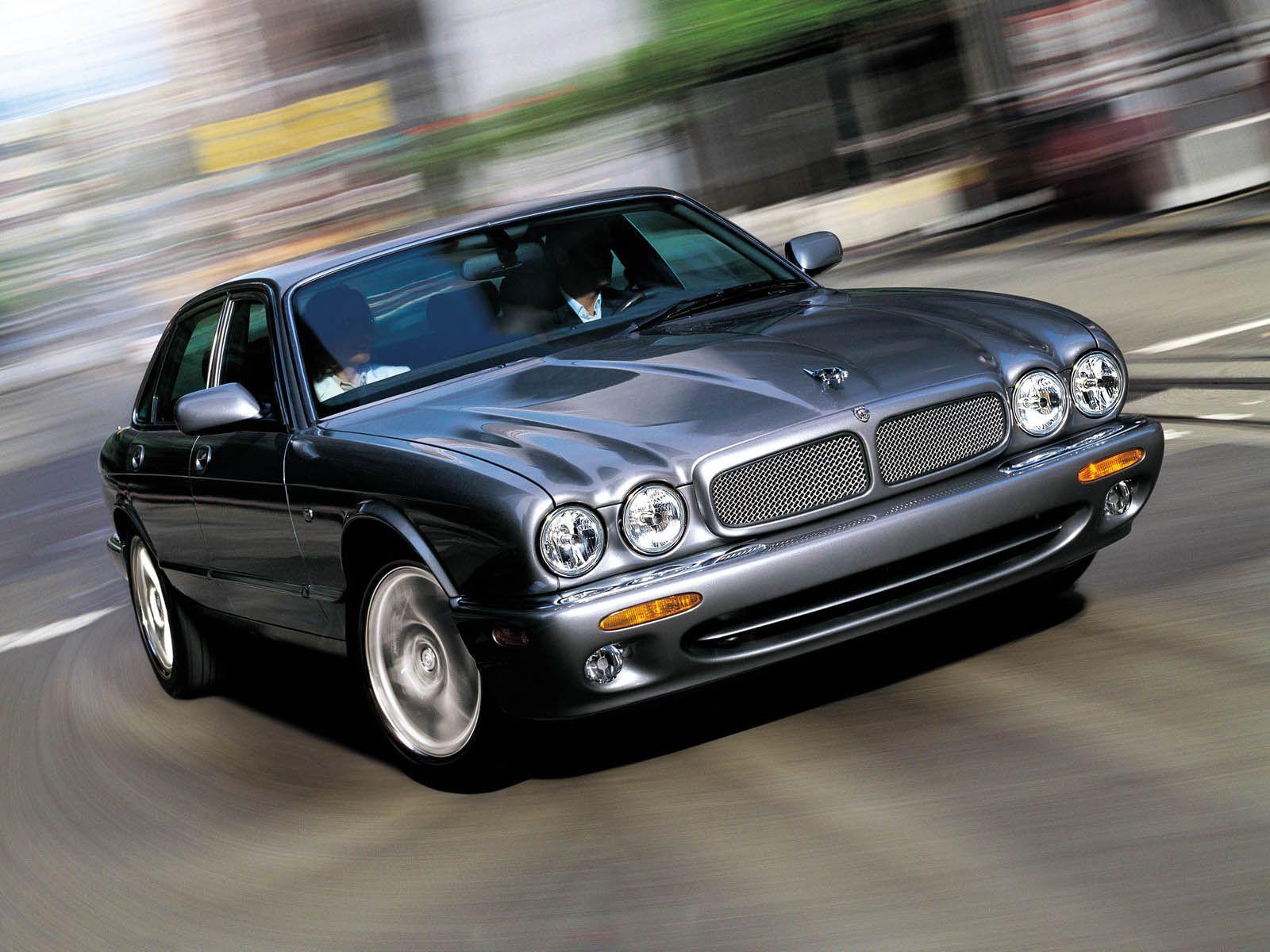 WatchCarOnline: Jaguar Xj