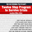 "New Book Released: ""The Recovering Politician's Twelve Step Program to Survive Crisis"" - Jason Grill Co-Author"