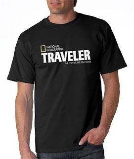 KAOS NATIONAL GEOGRAPHIC TRAVELER ( Kaos Netgeo )