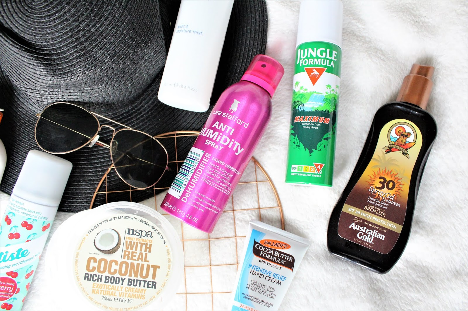 what products i used in mexico