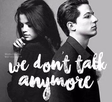 Lirik Lagu We Don't Talk Anymore Charlie Puth Asli dan Lengkap Free Lyrics Song