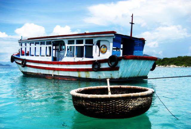 Nha Trang Beach Viet Nam