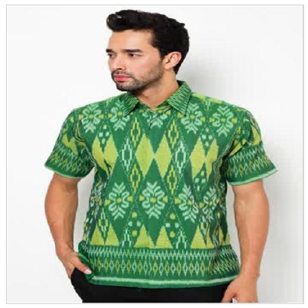 Model baju batik terbaru muslim pria wanita atasan untuk ...