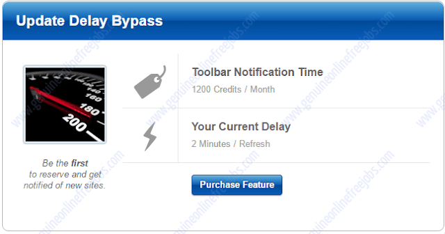 Innocurrent toolbar time booster setup