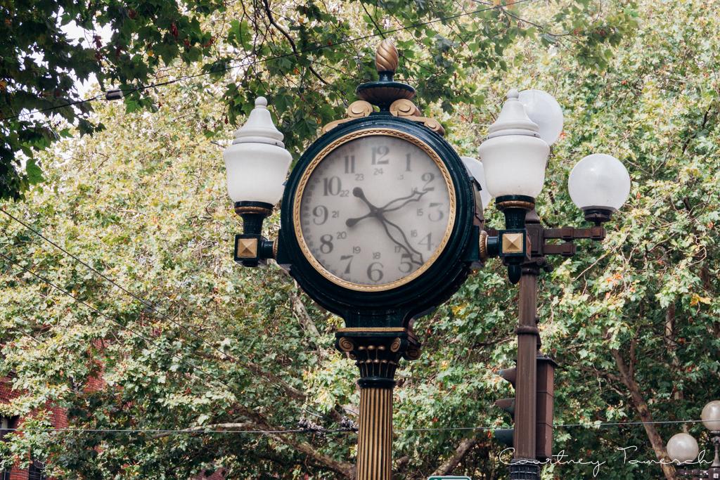 Courtney Tomesch Seattle Washington Pioneer Square