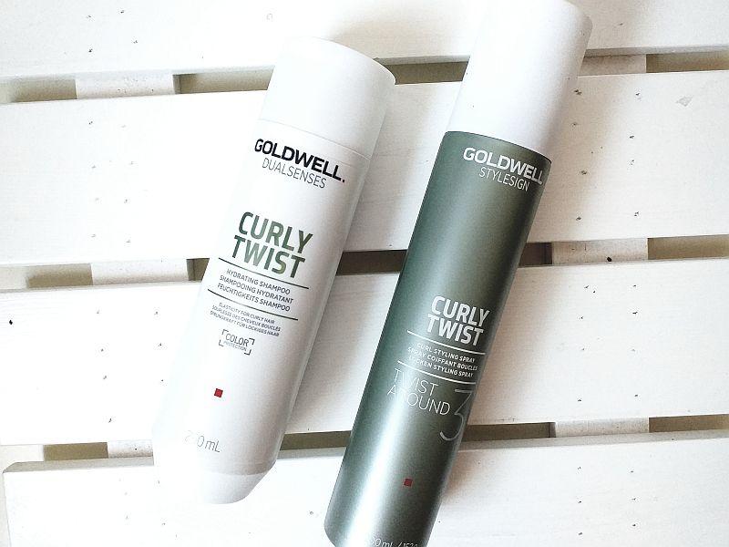 Kosmetyki do włosów kręconych | Goldwell