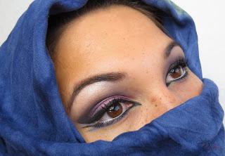 Look Battle | 1001 Nacht Make-up
