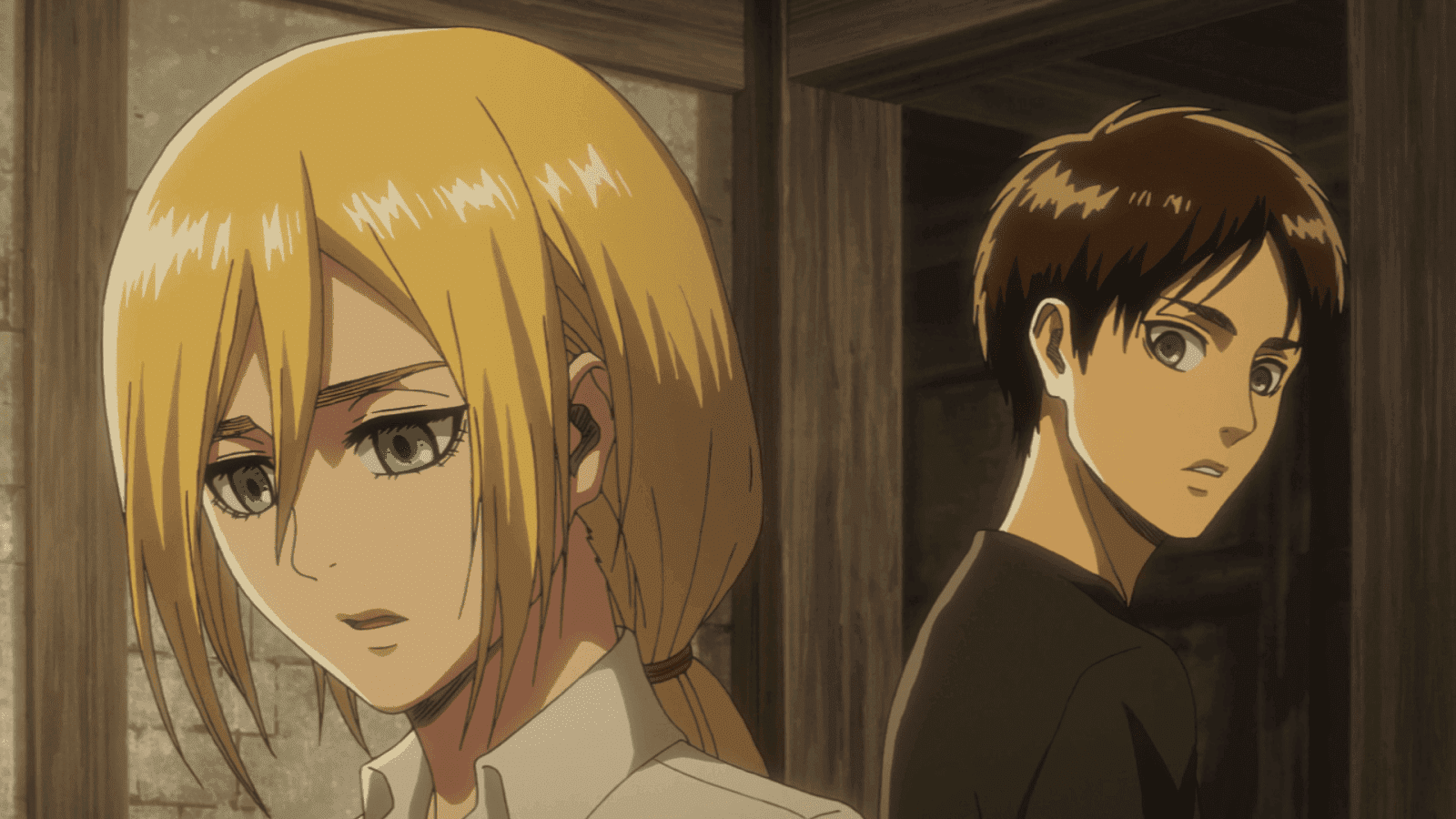 Shingeki no Kyojin Temporada 3 Completa HD 1080p Latino