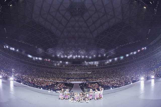 """TWICE DOME TOUR 2019"" #Dreamday  Aichi Nagoya Dome"
