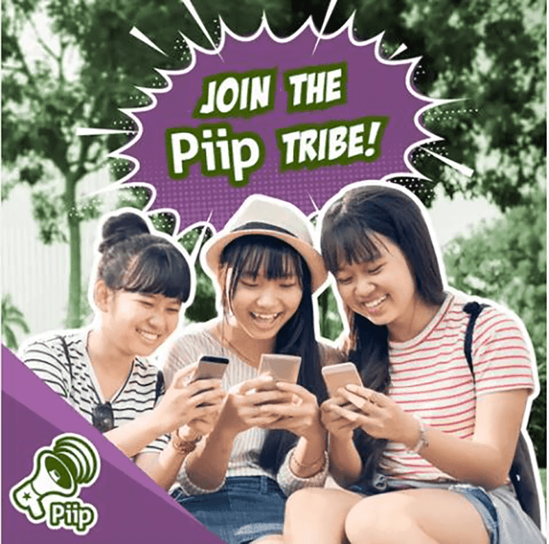 Have a Malu-Piip Year with Piip and Araneta Center