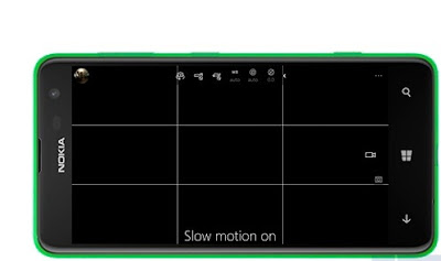 "Record Video ""Slow Motion"" in the Lumia 930 & 1520"
