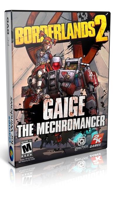 Expansión Mechromancer DLC PC Español Borderlands 2 Descargar